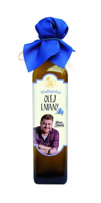 Wielkopolski Olej Lniany